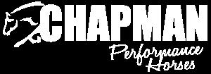Chapman Performance Horse Logo